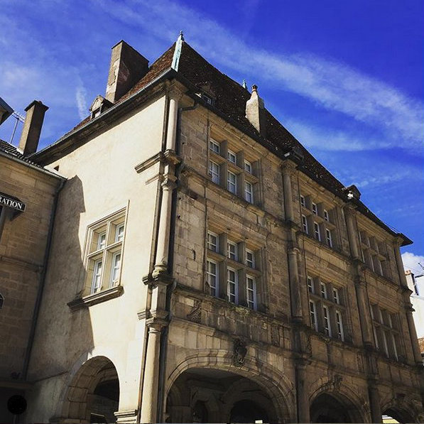 Visiter la Maison François 1er, Luxeuil-les Bains